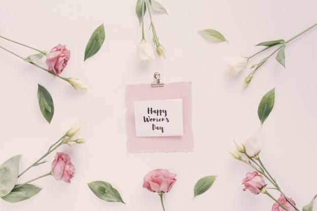 Special Set Menu for International Women's Day
