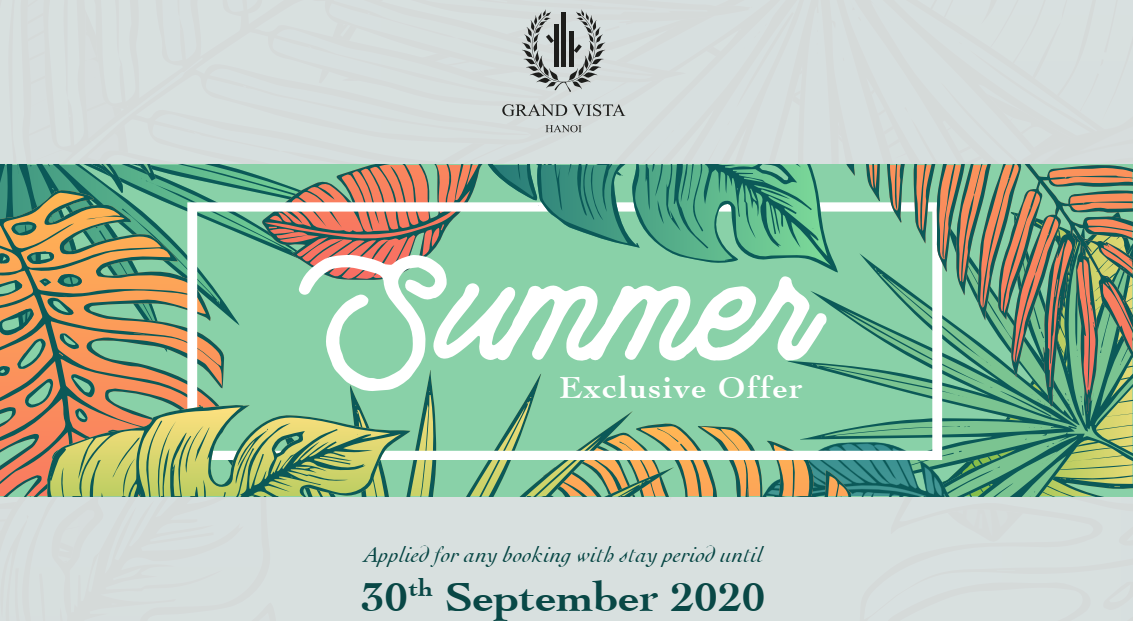 Summer Exclusive Offer